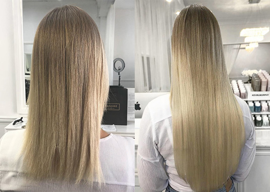 03 VolumePackageRussianInvisiTape | Emilly Hadrill: Hair Extensions in Gold Coast, Brisbane, Melbourne & Sydney | 3