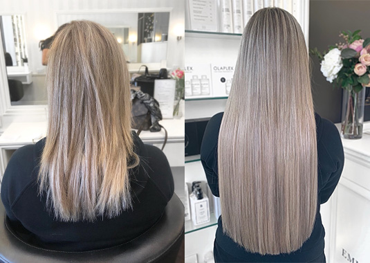 07 GlamourPackageRussianInvisiTape | Emilly Hadrill: Hair Extensions in Gold Coast, Brisbane, Melbourne & Sydney | 7