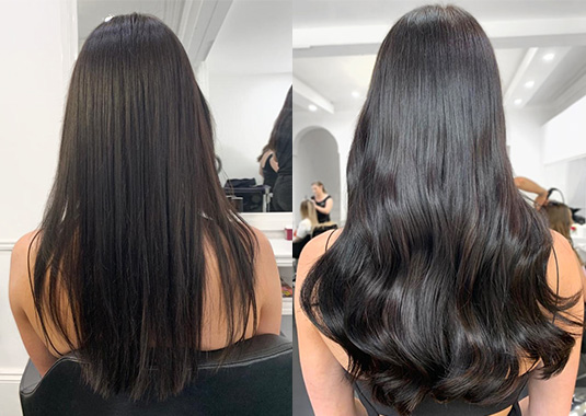 09 GlamourPackageRussianInvisiTape | Emilly Hadrill: Hair Extensions in Gold Coast, Brisbane, Melbourne & Sydney | 9