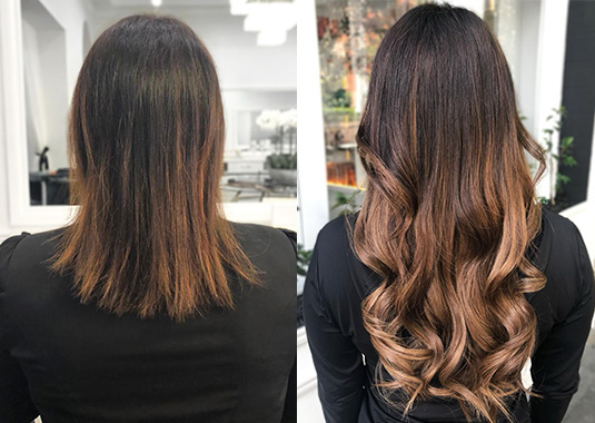 13 VolumePackageRussianInvisiTape | Emilly Hadrill: Hair Extensions in Gold Coast, Brisbane, Melbourne & Sydney | 11