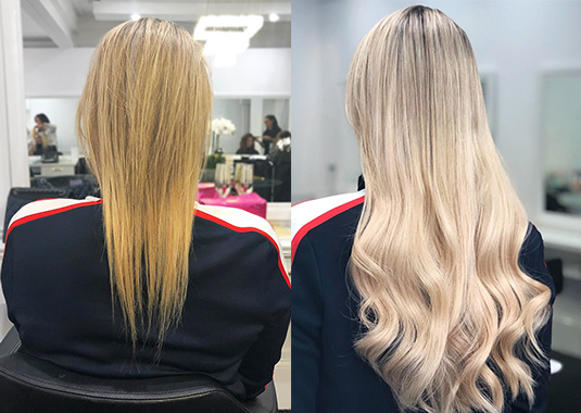 18 VolumePackageRussianInvisiTape | Emilly Hadrill: Hair Extensions in Gold Coast, Brisbane, Melbourne & Sydney | 16
