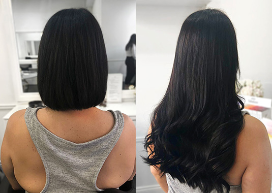 20 EmillyPackageRussianInvisiTape | Emilly Hadrill: Hair Extensions in Gold Coast, Brisbane, Melbourne & Sydney | 18