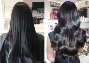 clip hair extensions - glamour package 21 - EH Hair
