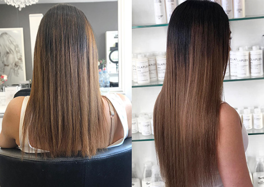 24 VolumePackageRussianInvisiTape | Emilly Hadrill: Hair Extensions in Gold Coast, Brisbane, Melbourne & Sydney | 21