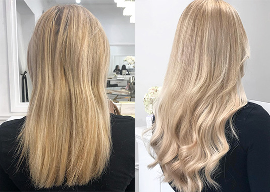 25 VolumePackageRussianInvisiTape | Emilly Hadrill: Hair Extensions in Gold Coast, Brisbane, Melbourne & Sydney | 22