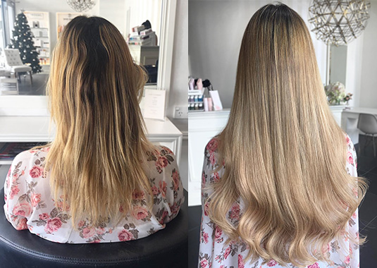 27 VolumePackageRussianInvisiTape | Emilly Hadrill: Hair Extensions in Gold Coast, Brisbane, Melbourne & Sydney | 24