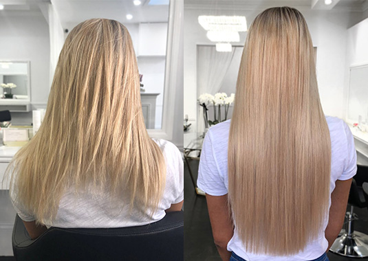 30 VolumePackageRussianInvisiTape | Emilly Hadrill: Hair Extensions in Gold Coast, Brisbane, Melbourne & Sydney | 27