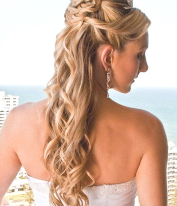 bridal hairstyling img03   Emilly Hadrill: Hair Extensions in Gold Coast, Brisbane, Melbourne & Sydney   3