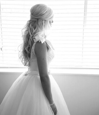 Best bridal hairstyles in australia emilly hadrill see more photos junglespirit Images