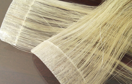 skin weft extensions - EH hair & Extensions