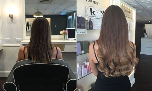 Tape In Hair Extensions - Full Head Russian Skin Weft