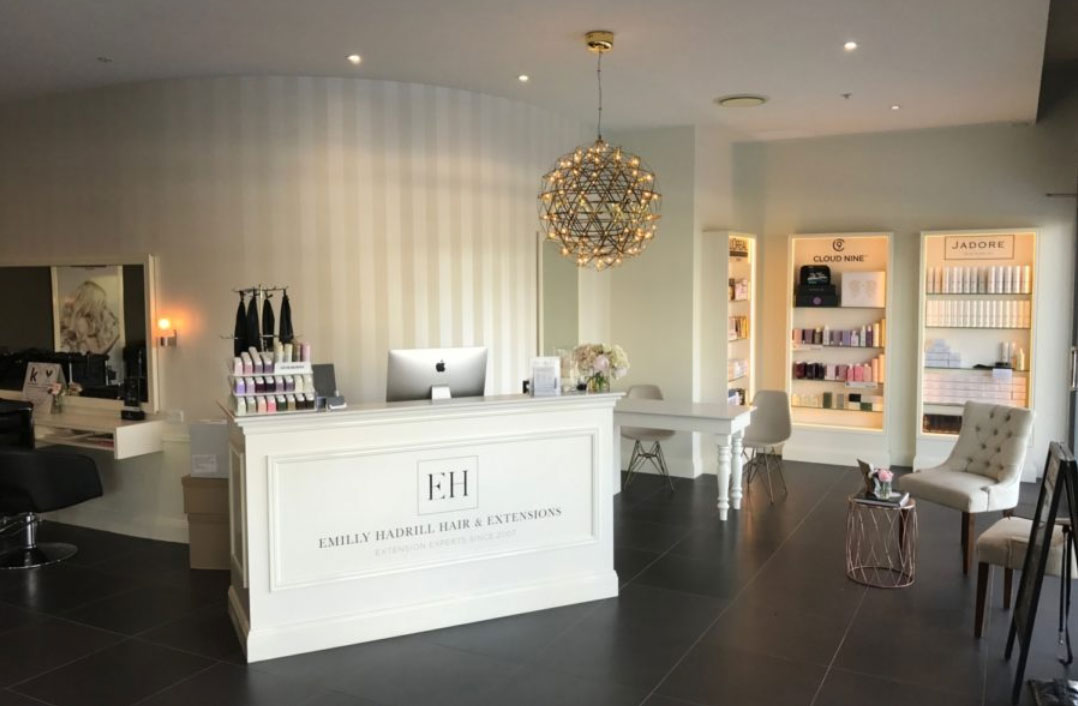 Hair Extensions Gold Coast Emilly Hadrill Hair Extensions Salon