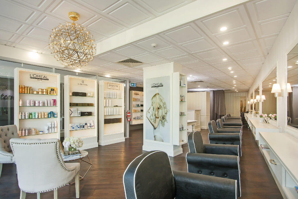 EH Hair & Extensions salon Brisbane salon - the best hair salon in Brisbane