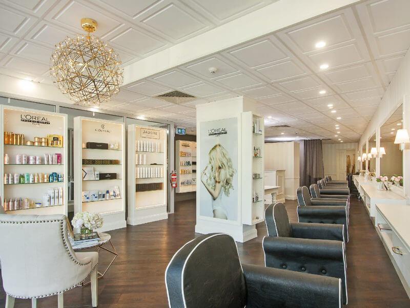 EH Hair extensions Brisbane salon