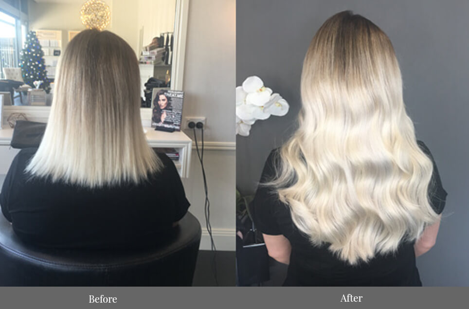 russian clip in hair extensions