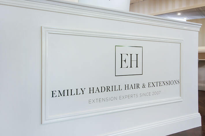 EH Hair & Extensions salon Melbourne