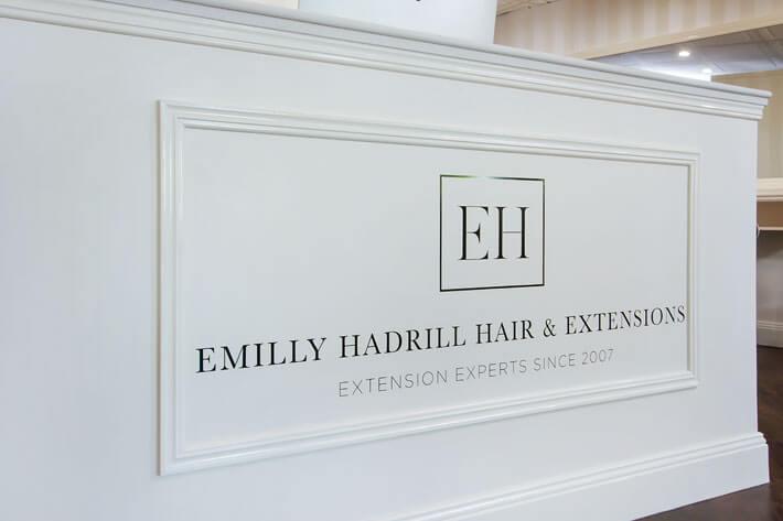 EH Hair & Extensions salon Melbourne