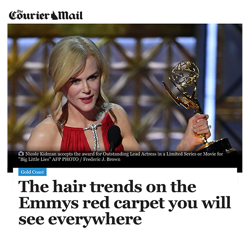 courier mail | Emilly Hadrill: Hair Extensions in Gold Coast, Brisbane, Melbourne & Sydney | 6