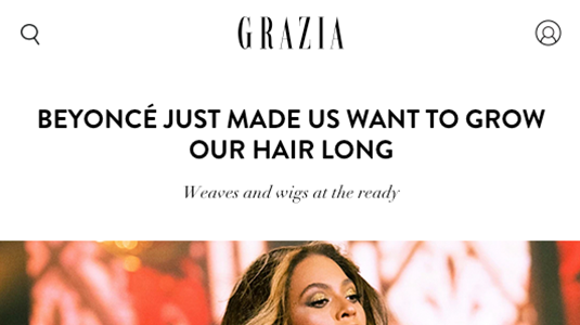 graziaarticle inthemedia | Emilly Hadrill: Hair Extensions in Gold Coast, Brisbane, Melbourne & Sydney | 4