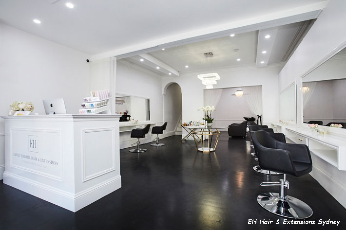 Hair Extensions Sydney - EH hair - the best hair salon in Sydney