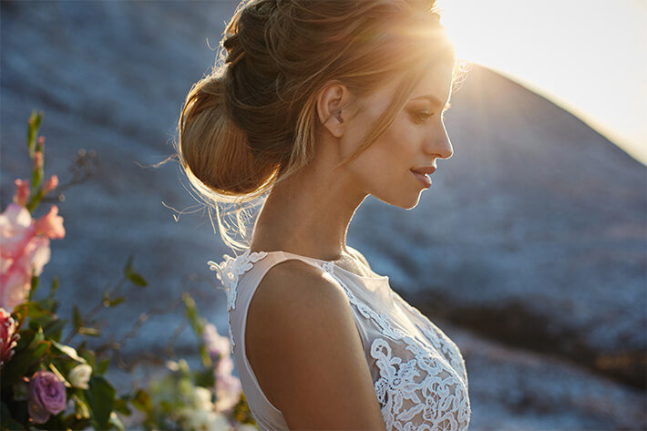 Bridal hairstyle, EH Hair & Extensions