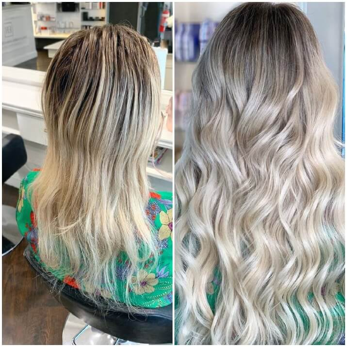 EH hair extensions before and after 003
